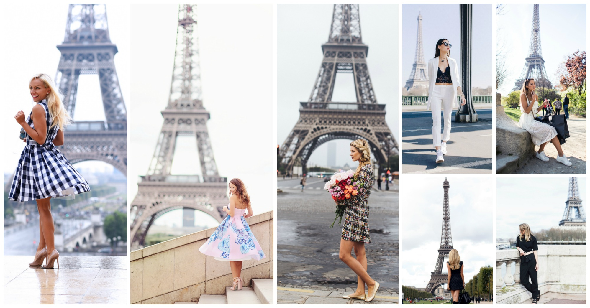 What to Wear While Traveling in Paris and Look Outstanding