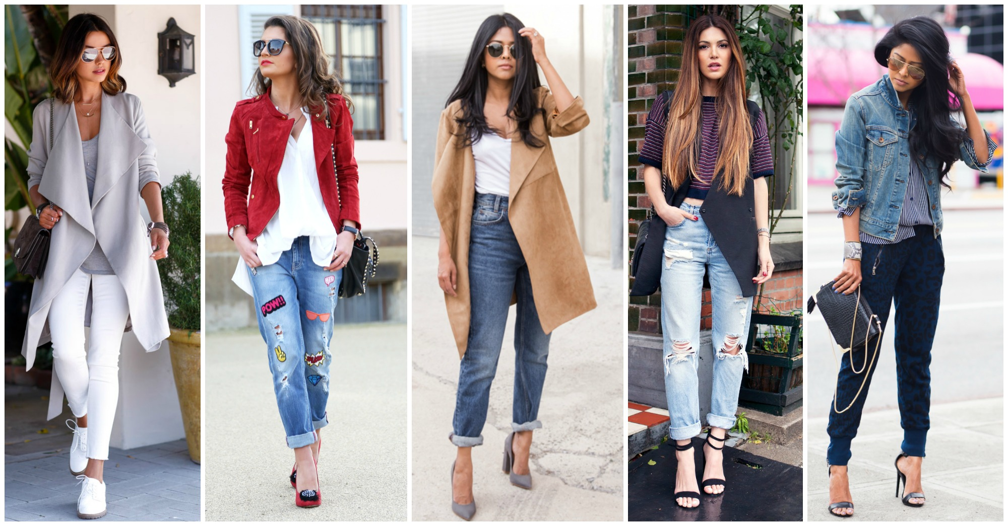 5 Must – Have Jackets for Spring Time