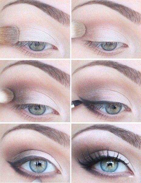 10 Fascinating Office Eye Makeup Tutorials You Need To Try