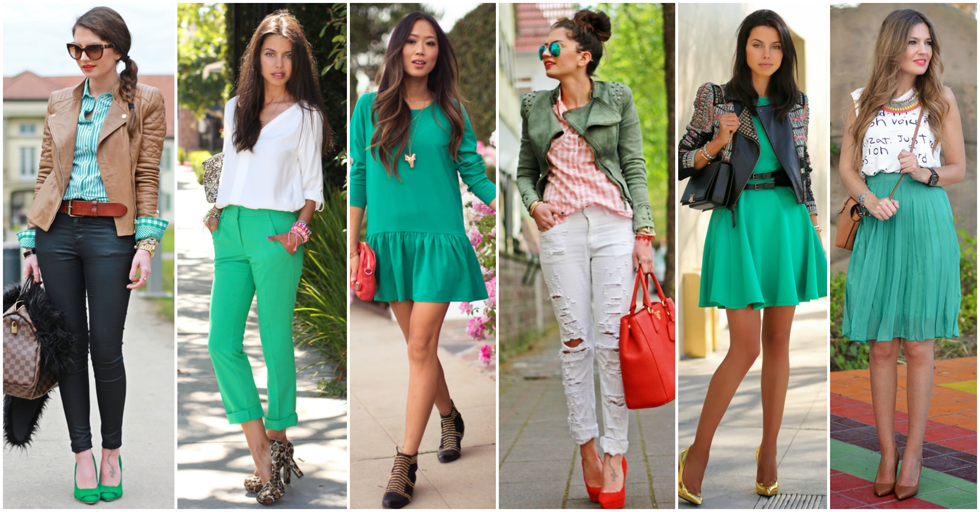 15 Fashionable Outfits for St. Patrick's Day
