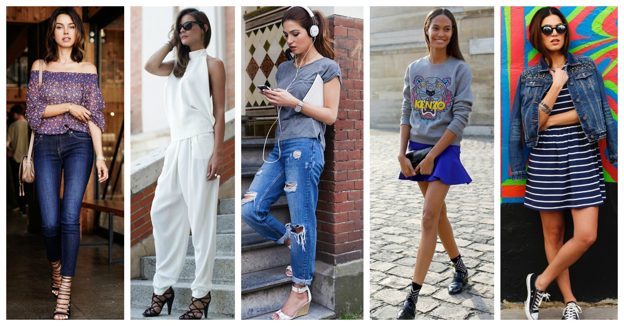 20 Trendy Outfits to Wear This Spring