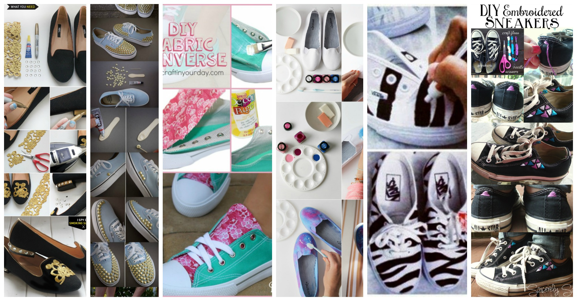 18 Fabulous Sneakers Makeovers You Can Try This Spring