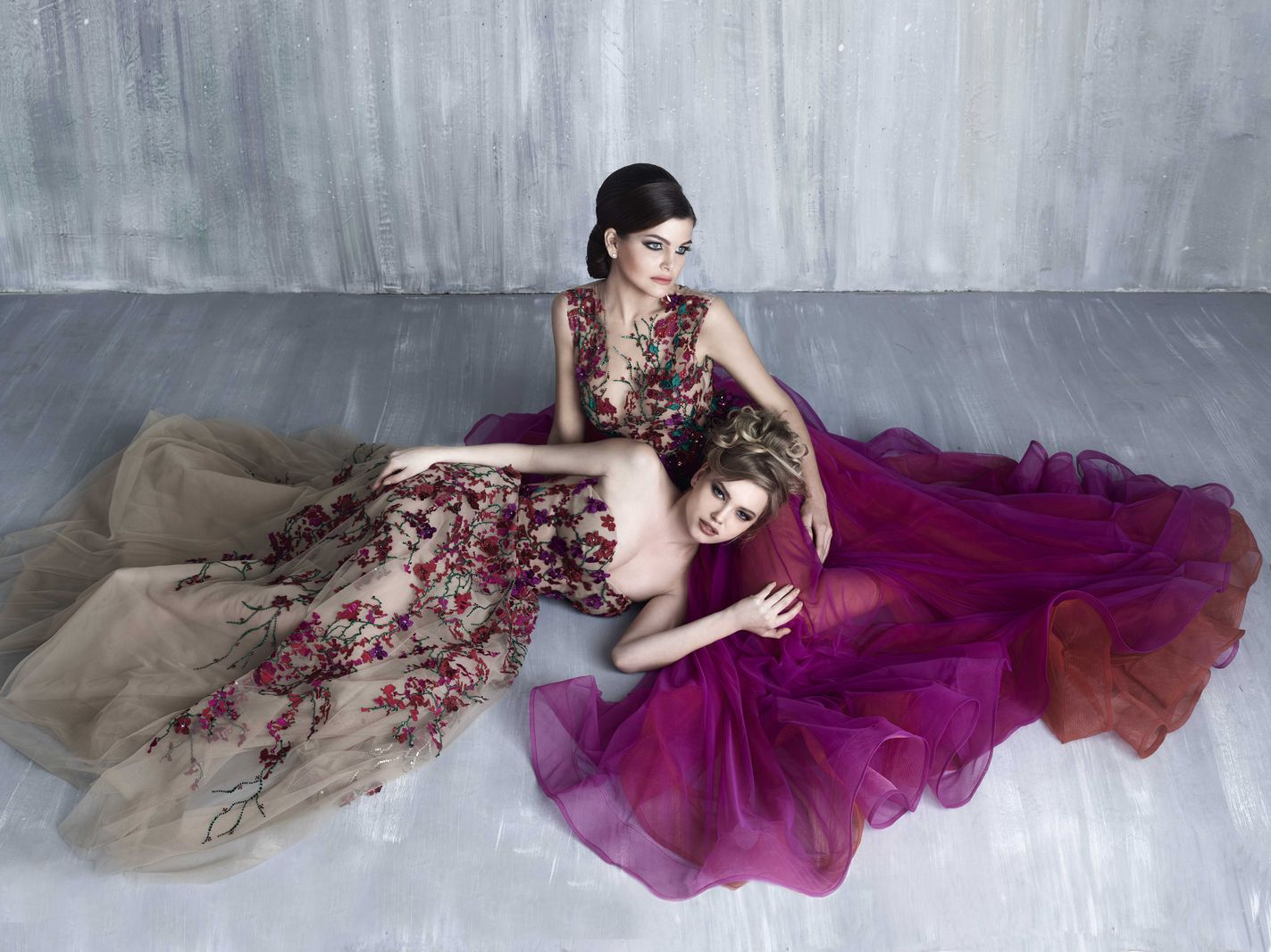Fascinating Spring/Summer Collection by Tony Chaaya