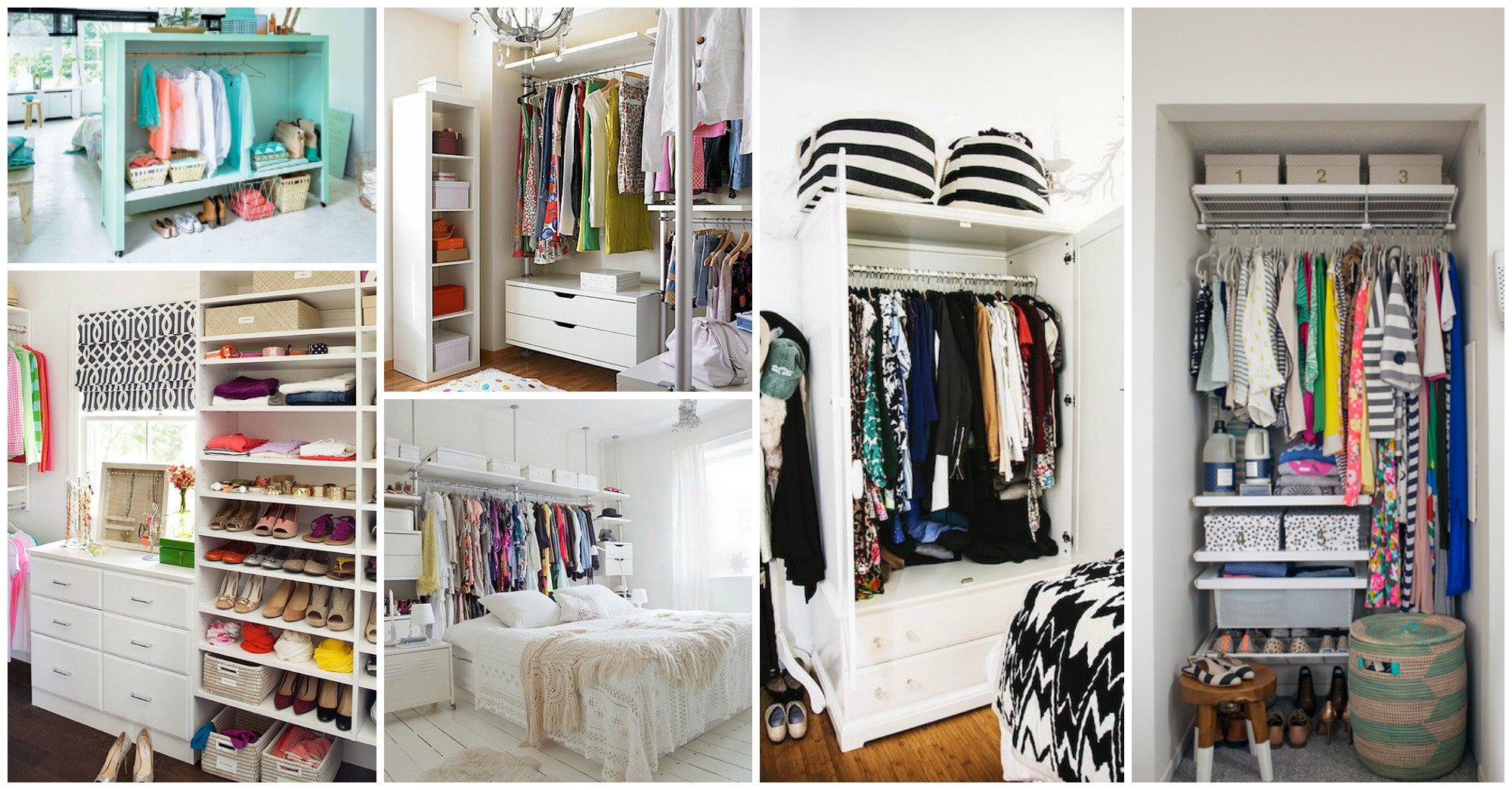 15 Smart Closet Designs That Will Blow Your Mind