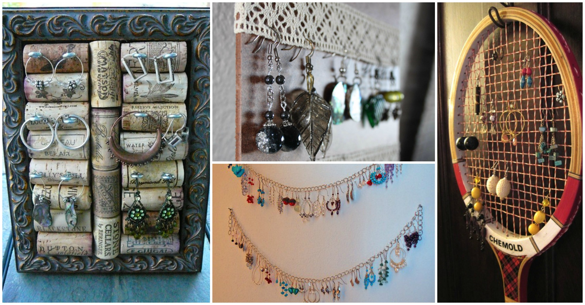 16 Clever Earring Storage Ideas That Will Amaze You