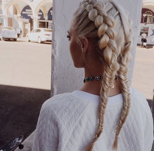 Reinventing Boxer Braids and Pigtails