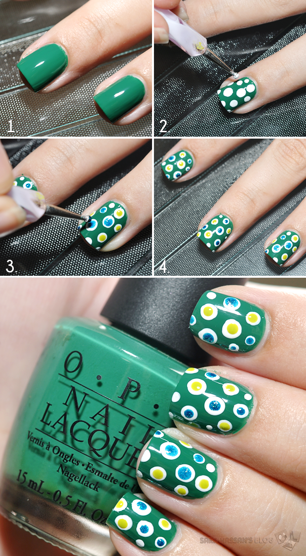 15 Easy Step-by-Step Nail Tutorials To Try This Spring