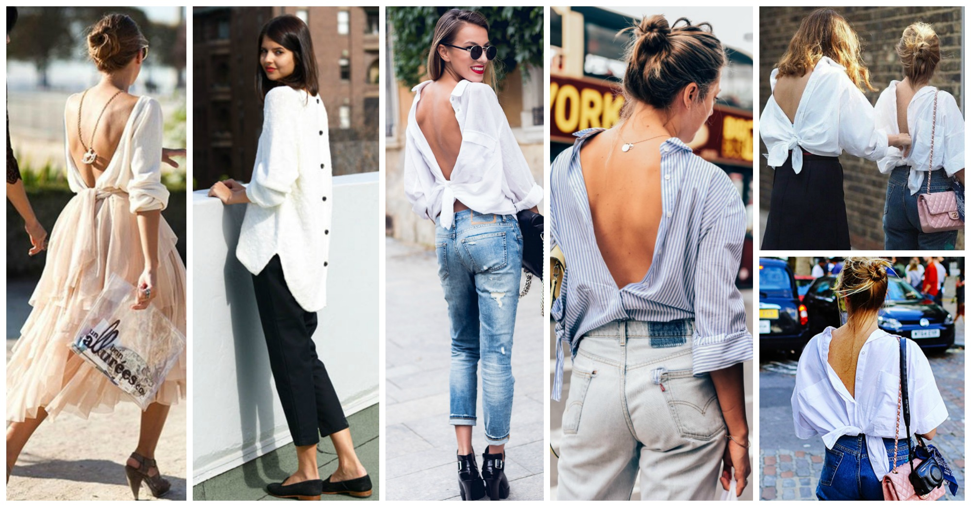 Trend Alert: Backward Shirts