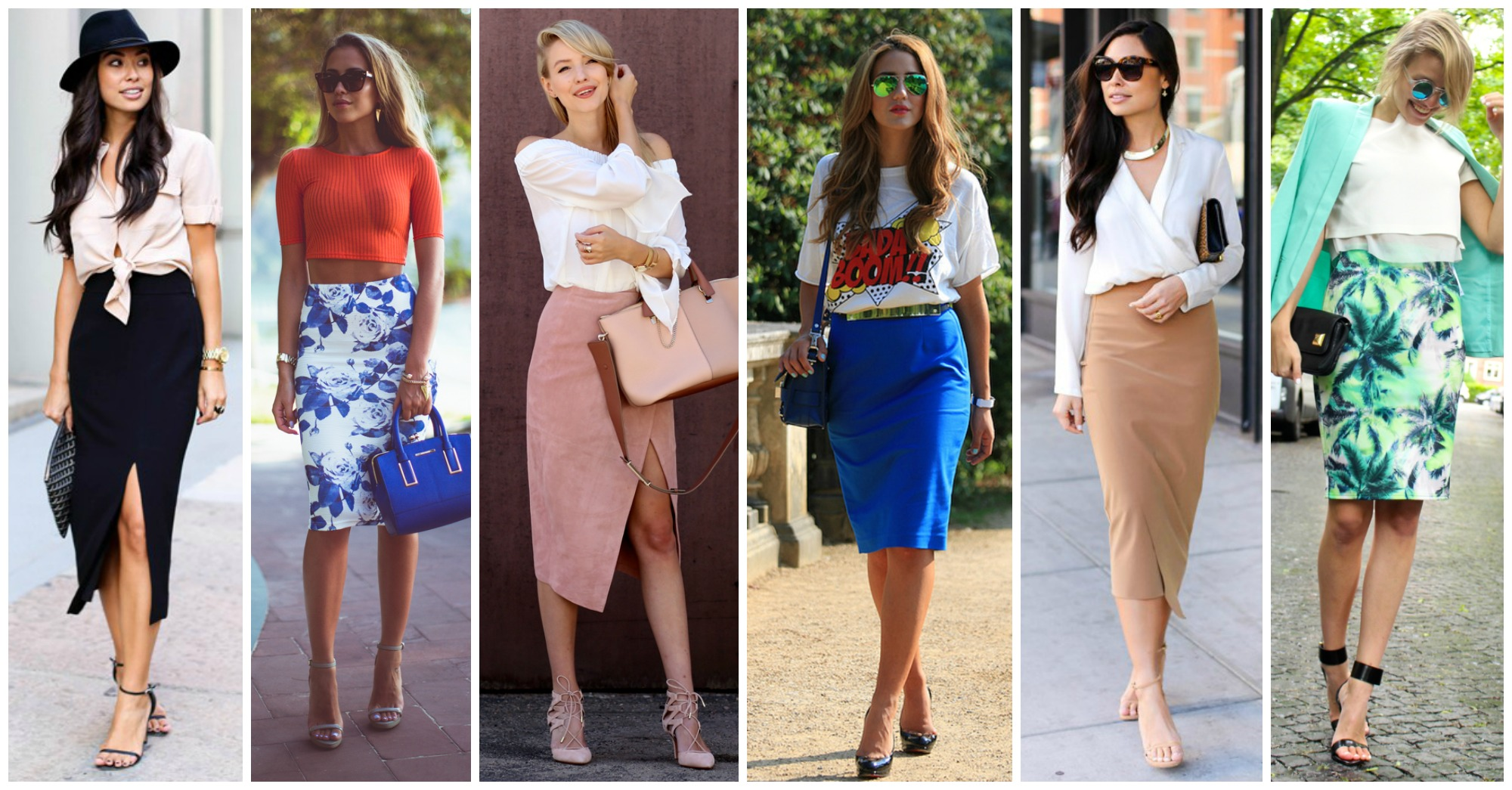 13 Fabulous Ways to Wear Pencil Skirt This Season