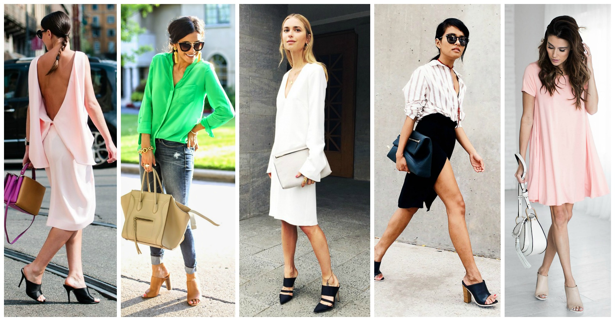 13 Chic Ways to Wear Mules This Season