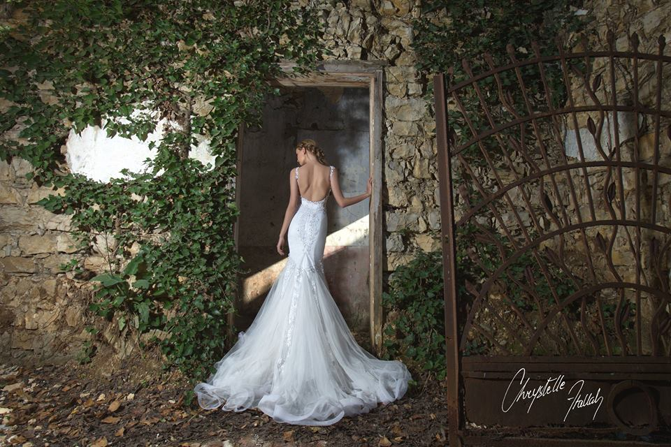 Astonishing Bridal Collection by Chrystelle Atallah