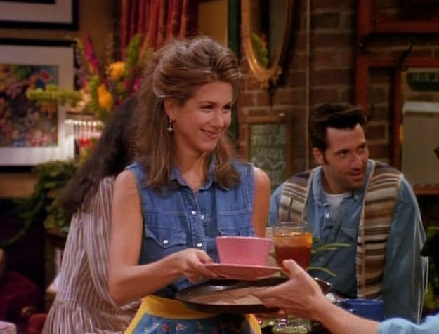 Outfit Inspiration From Rachel Green Of FRIENDS