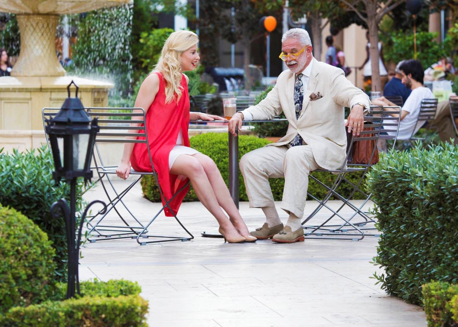 Beverly Hills Afternoon Exclusively for Fashion Diva Design