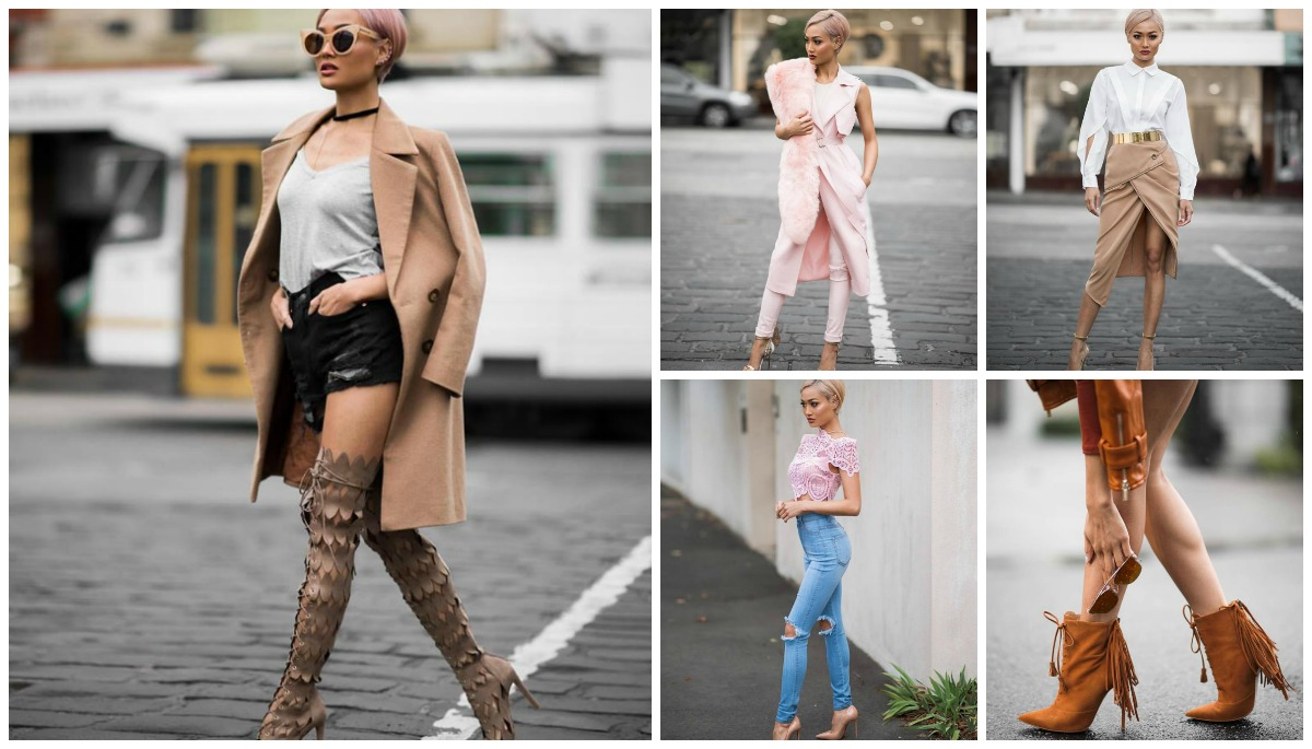 Street Style Outfits by Micah Gianneli