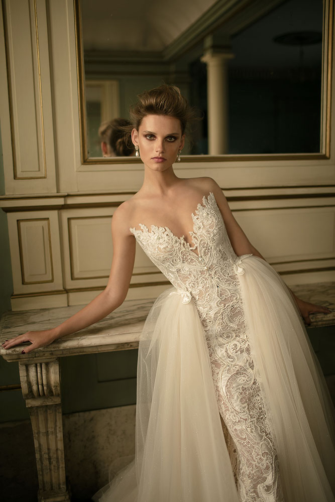 Timeless Wedding Dress S/S 2016 Collection by Berta Bridal