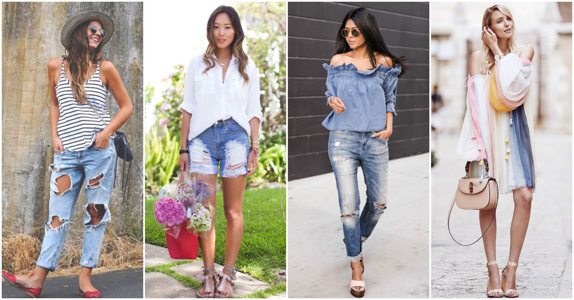 Casual Street Style Outfits to Hit the Streets This Season