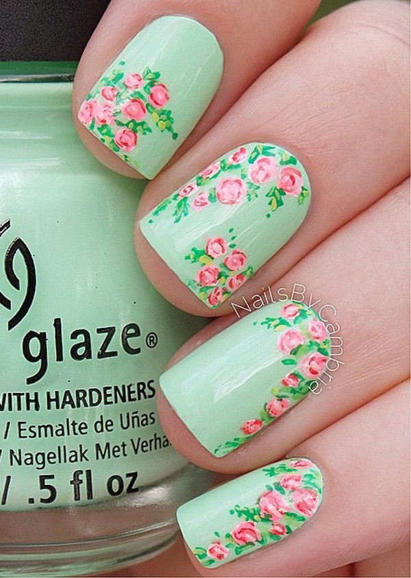15 Lovely Nail Designs You Should Copy Right Now