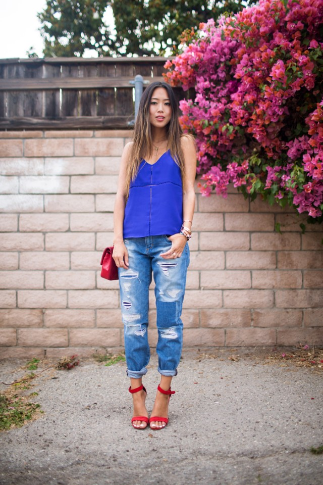 15 Royal Blue Combinations To Copy Right Now