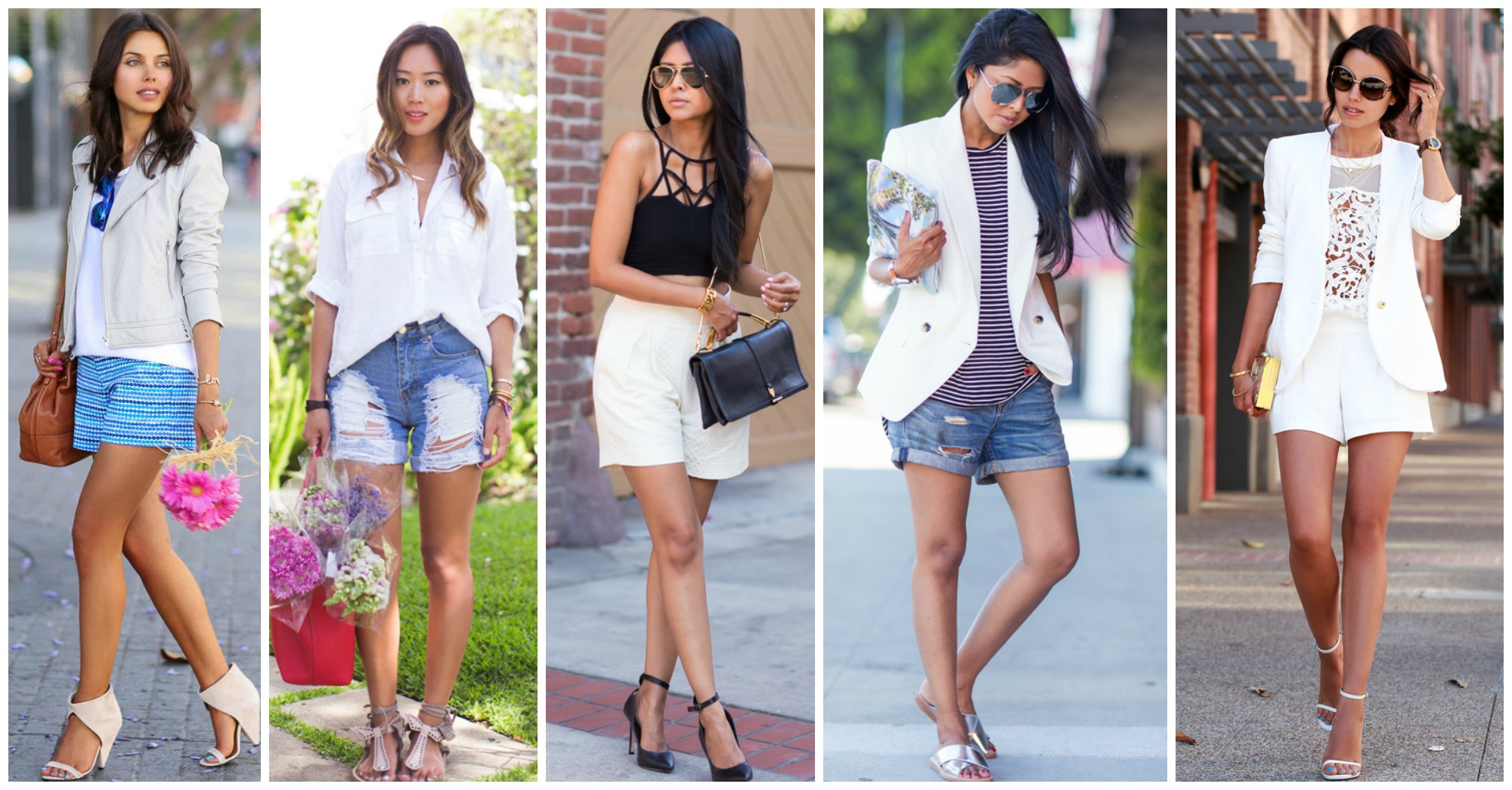 10 Fashionable Outfit Ideas to Style Shorts This Season