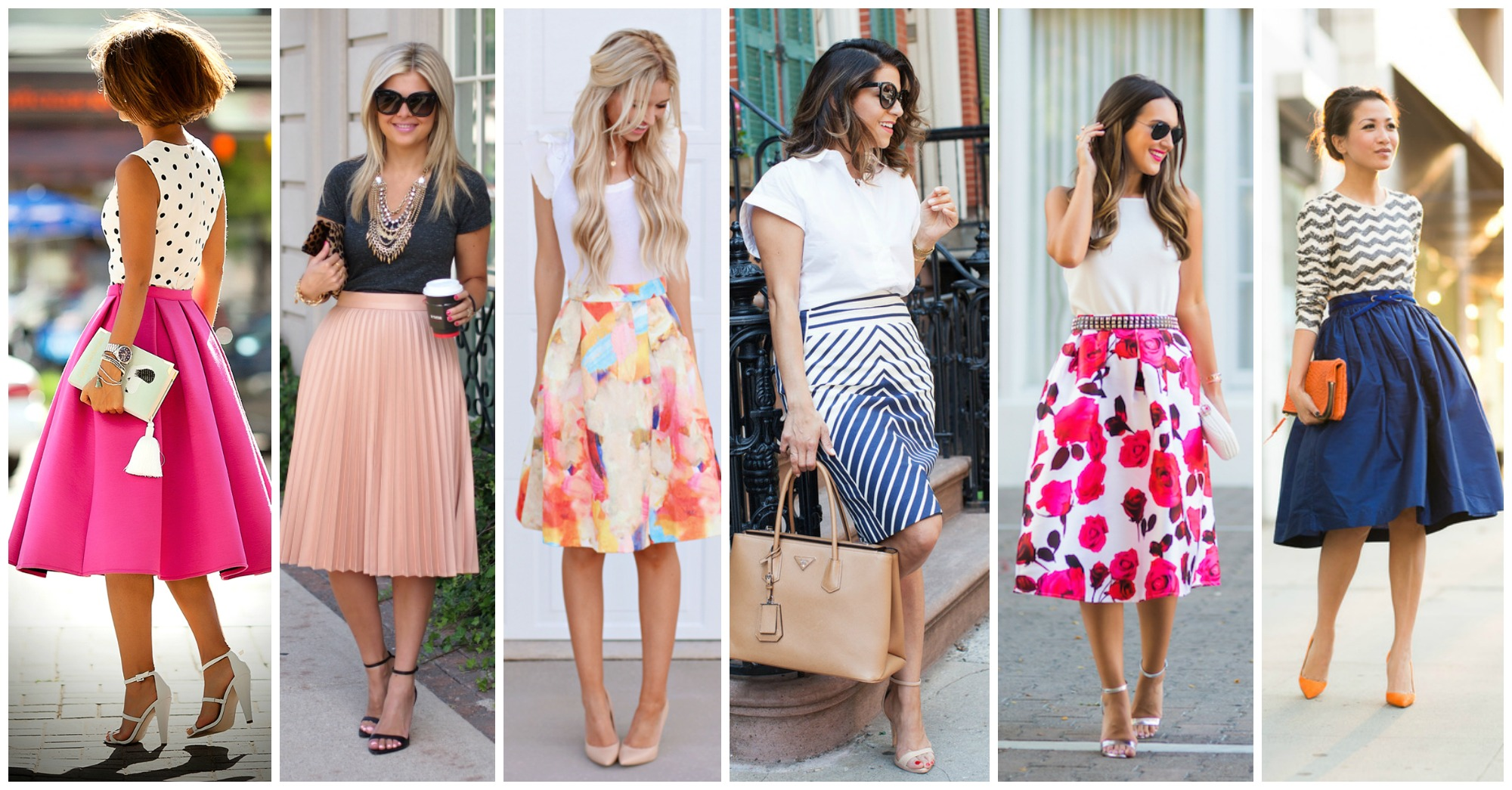 16 Fabulous Outfits with Skirts to Copy Right Now