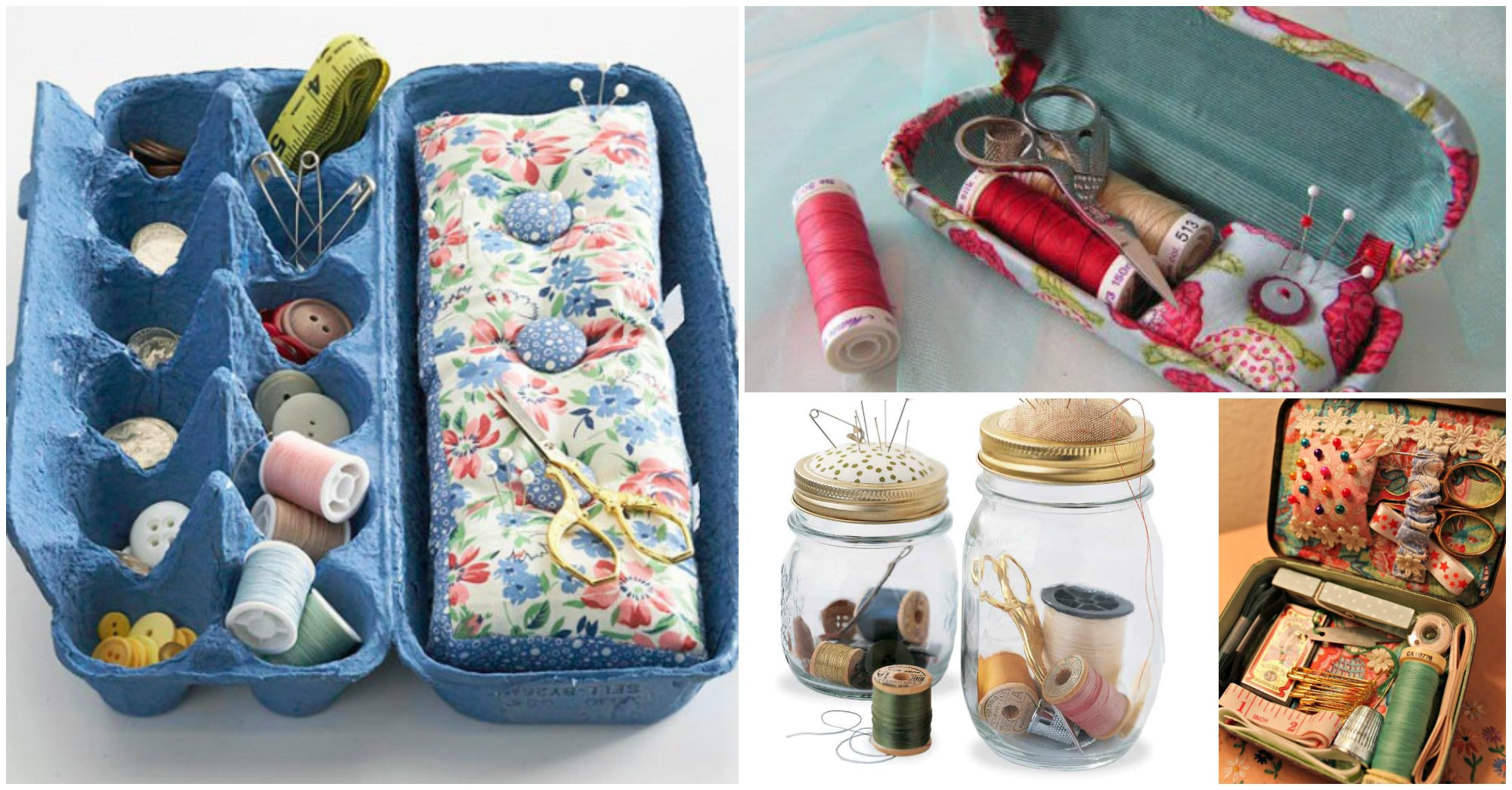 6 Cool DIY Sewing Kit Ideas to Make at Home