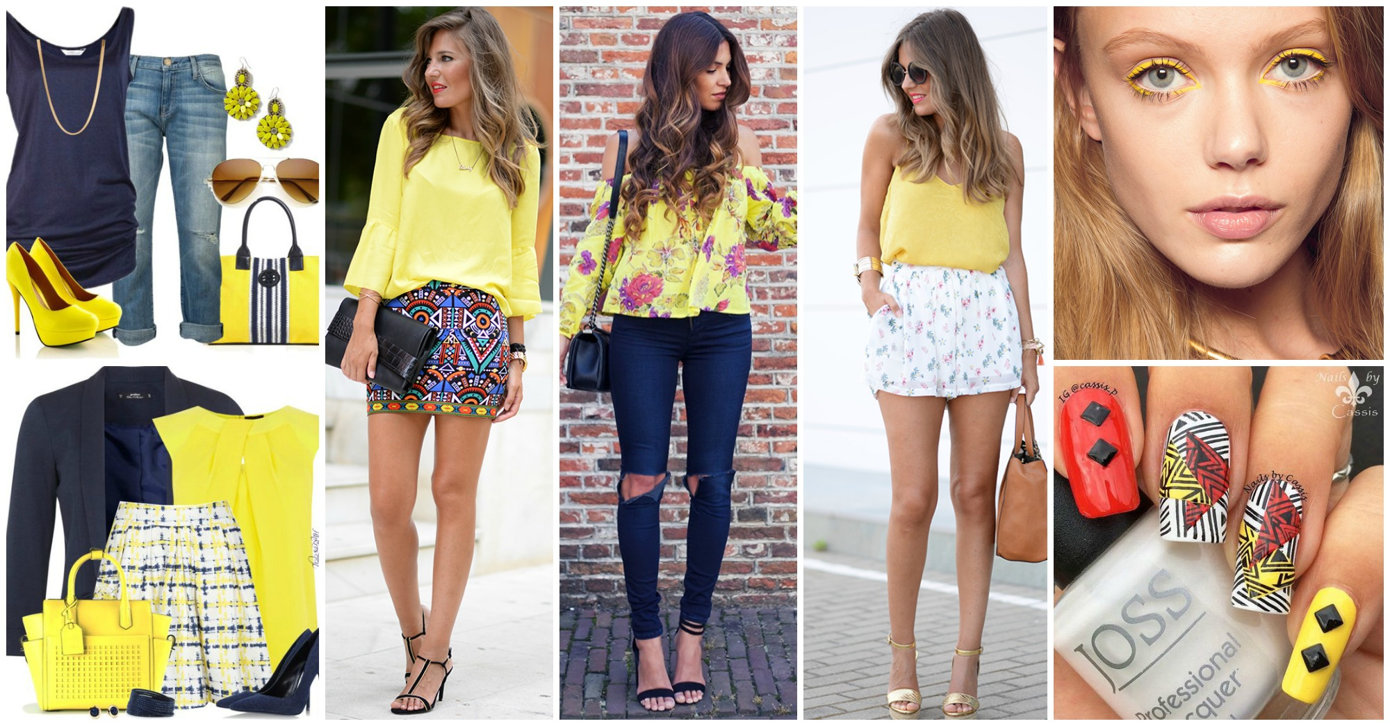 17 Chic Ways to Follow the Yellow Fashion Trend