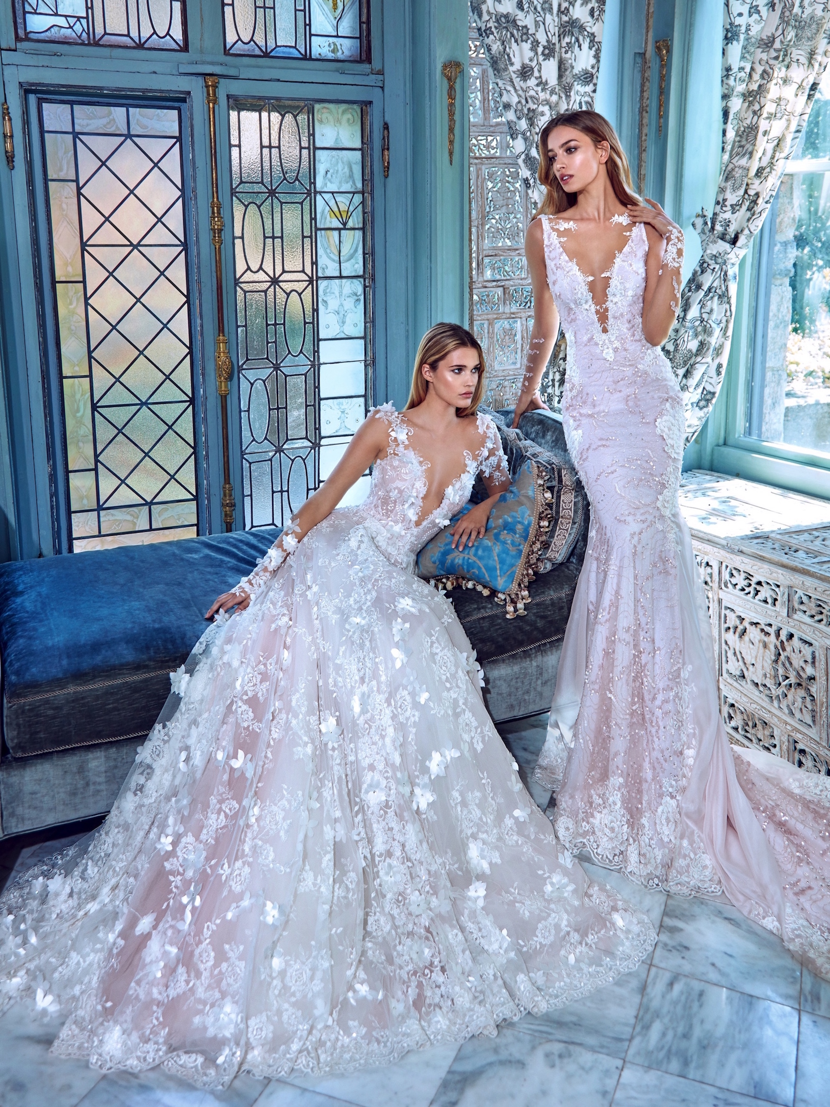 """Le Secret Royal"" – Timeless Bridal Collection by Galia Lahav"