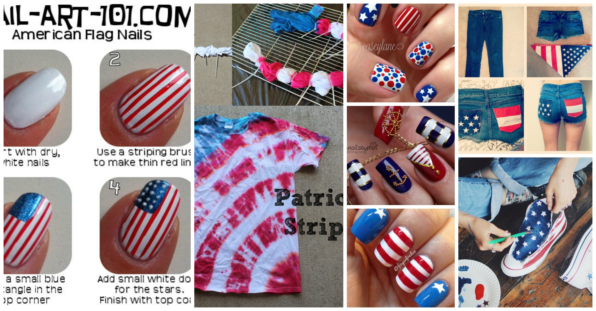 18 Fashionable 4th of July Inspired Ideas You Will Love to Copy