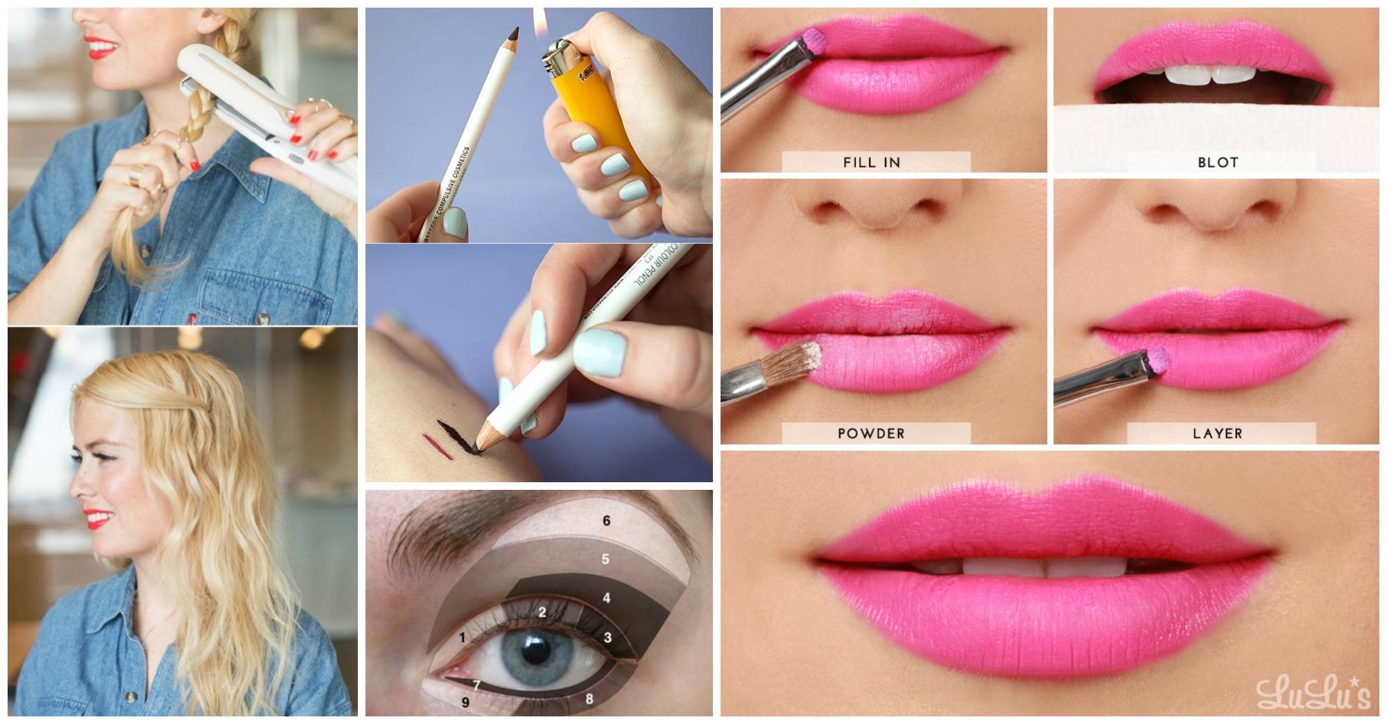 10 Fantastic Beauty Hacks You Should Not Miss