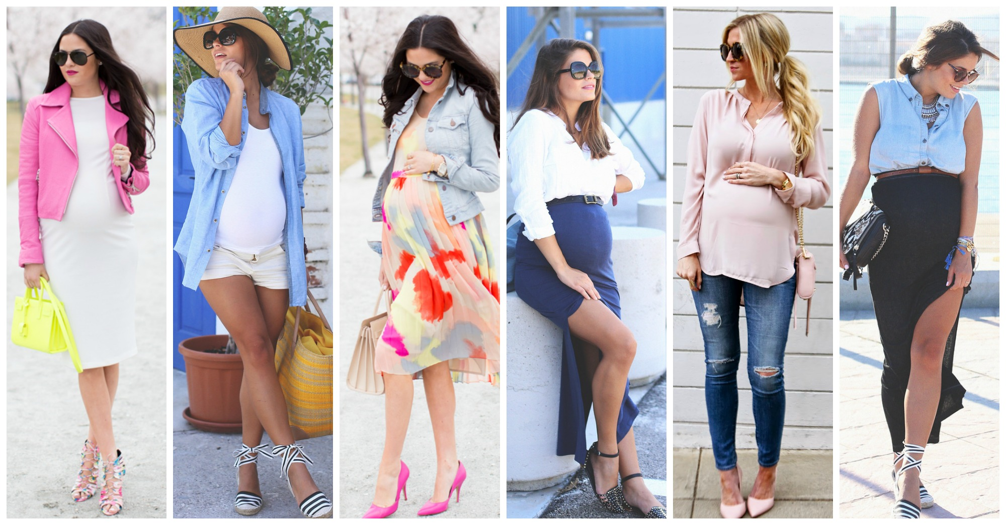 15 Ways to Look Stylish and Chic When You're Expecting