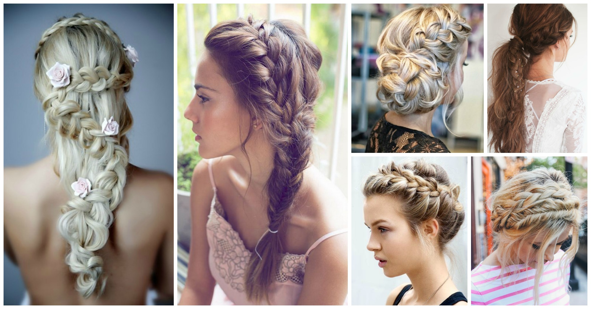 10 Carefree Beach Hairstyles You Should Try Right Now
