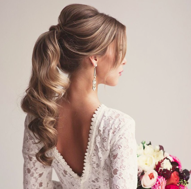 16 Bridal Hairstyles That You Can Wear Any Other Day