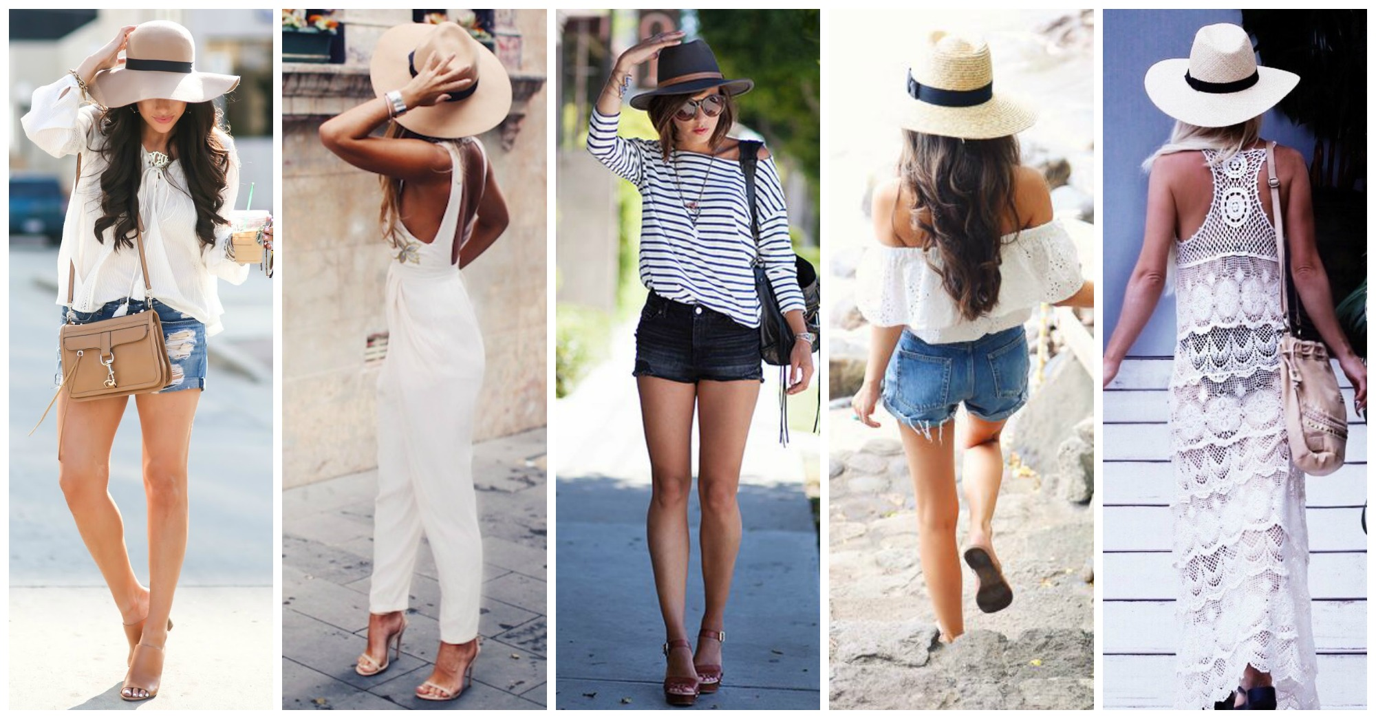 3 Must-Have Hats for This Summer