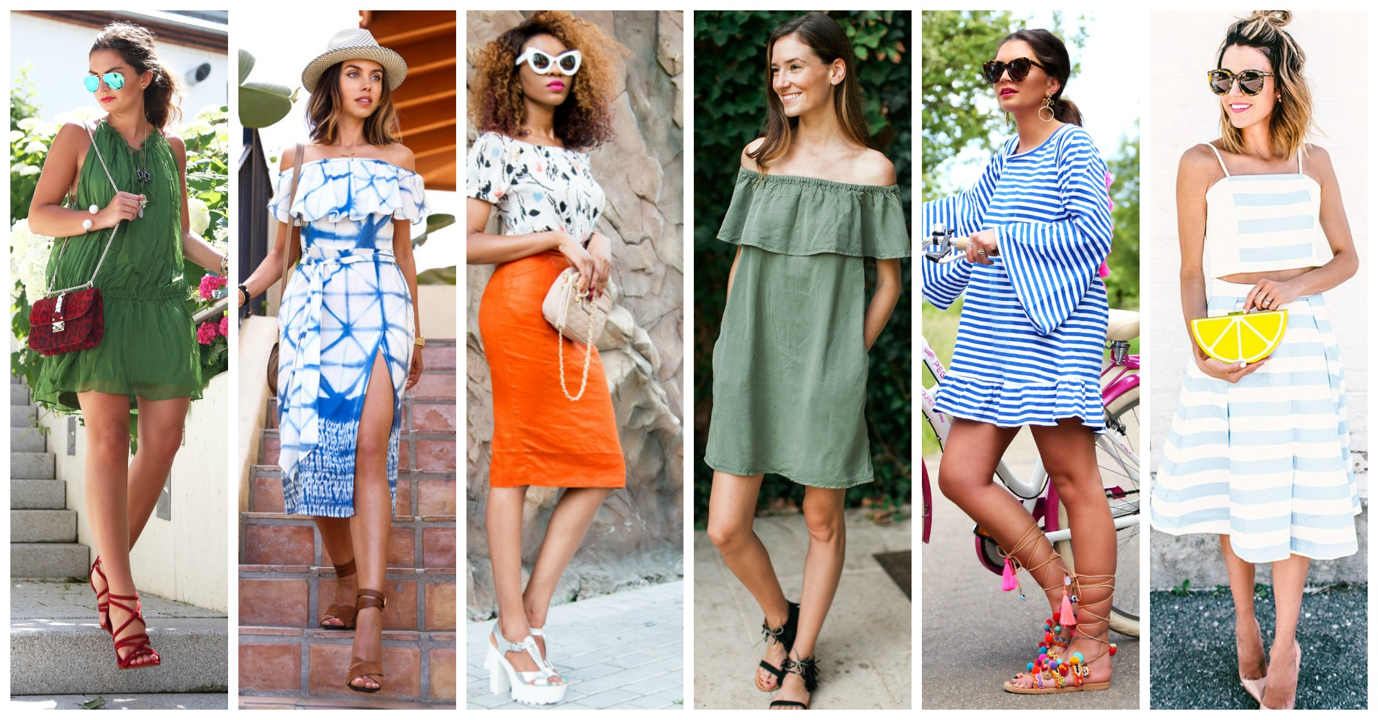 16 Stylish and Comfy Summer Combos You Need to See