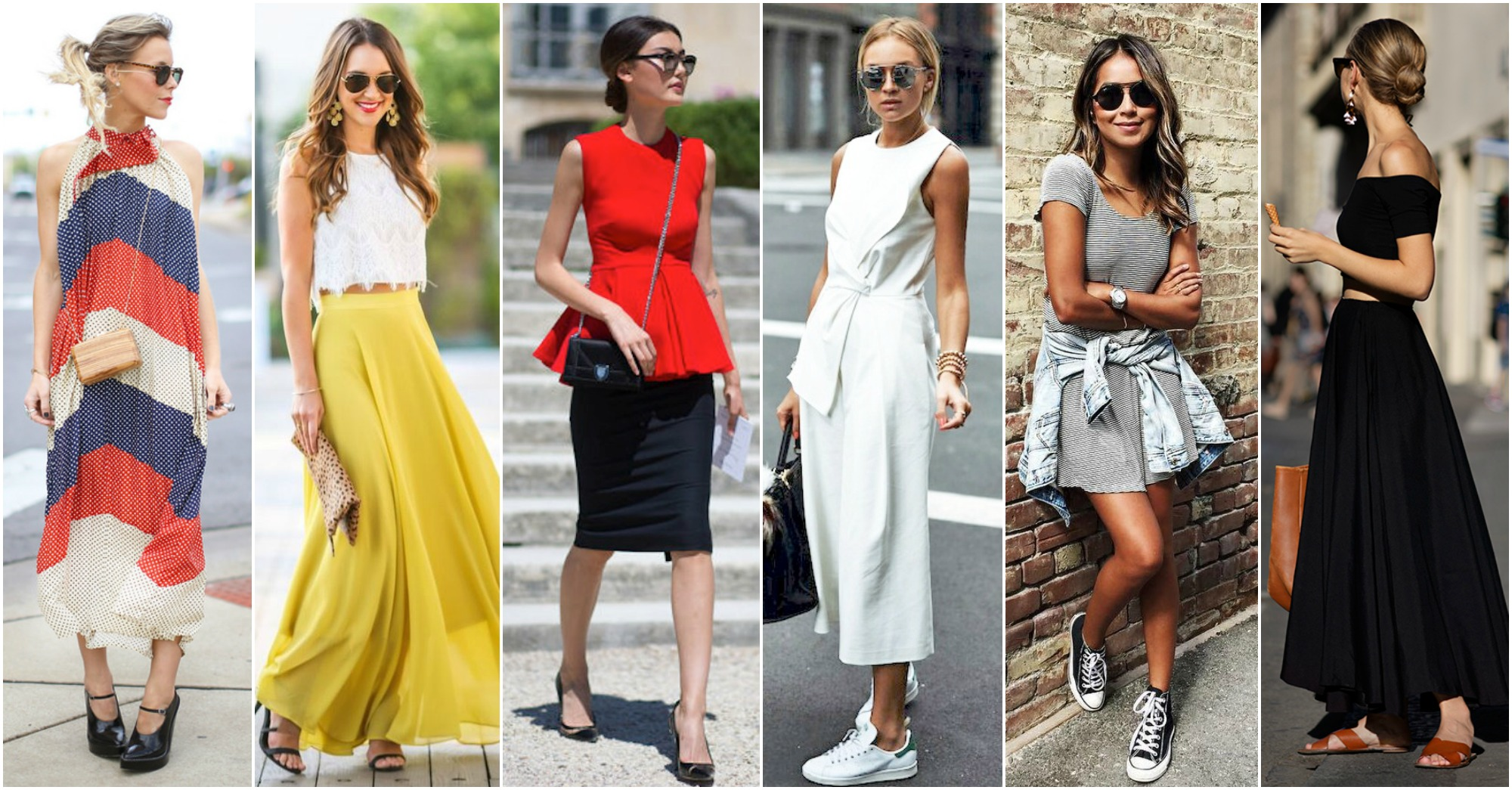 15 Lovely Summer Outfits for Every Occasion To Copy Right Now