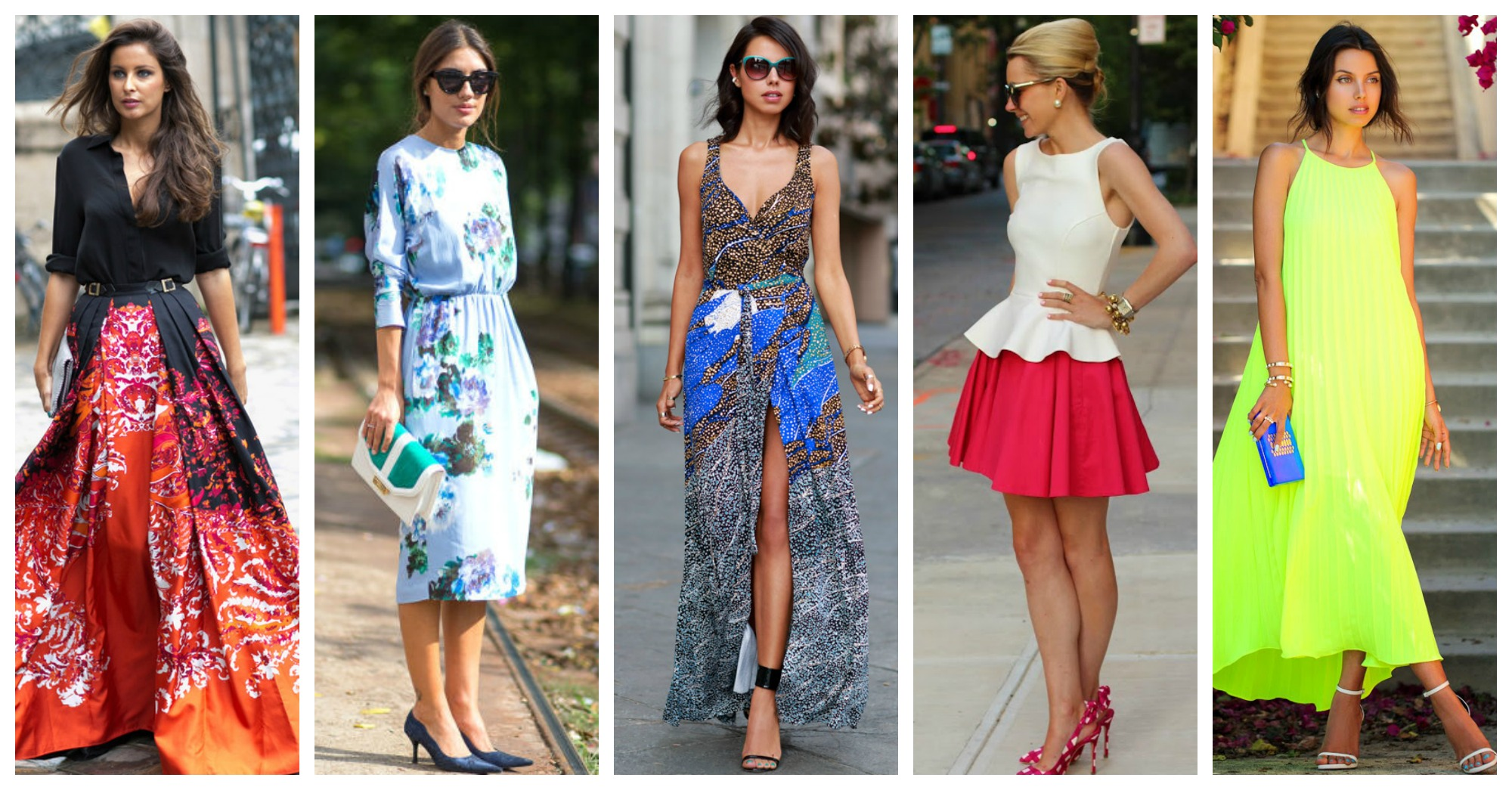 10 Outstanding Summer Outfits for Every Occasion