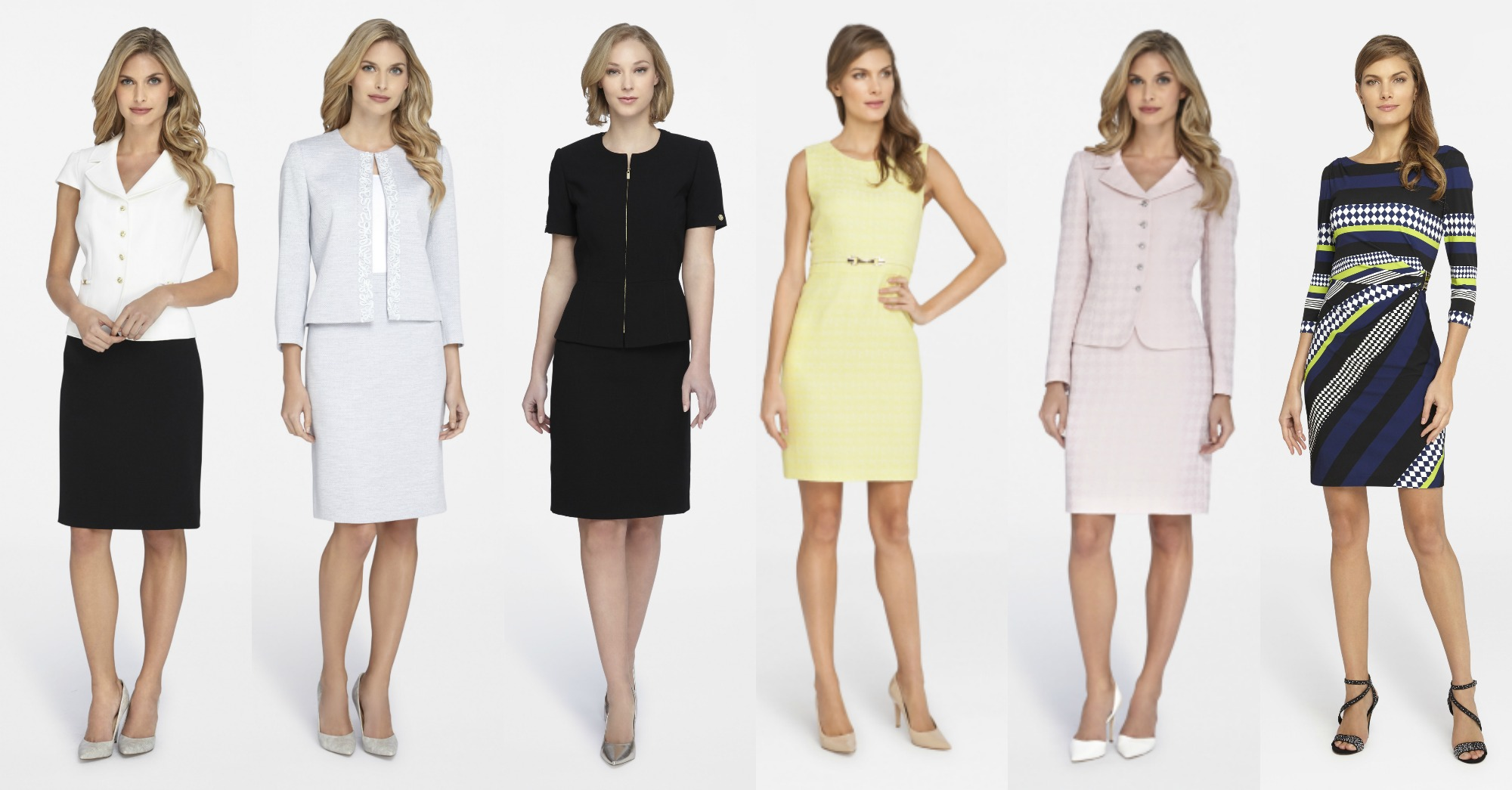 Gorgeous Workwear Outfit Ideas for Business Ladies