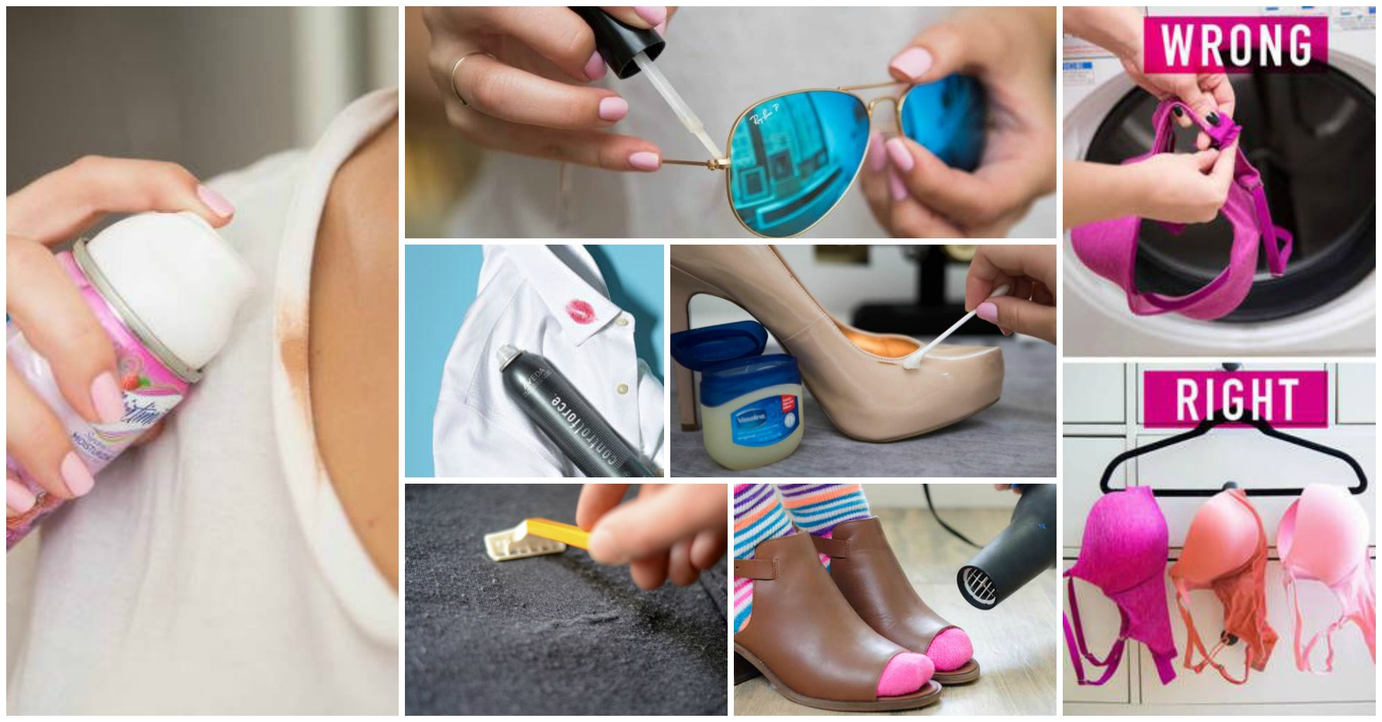 10 Fashion Hacks You Should Not Miss