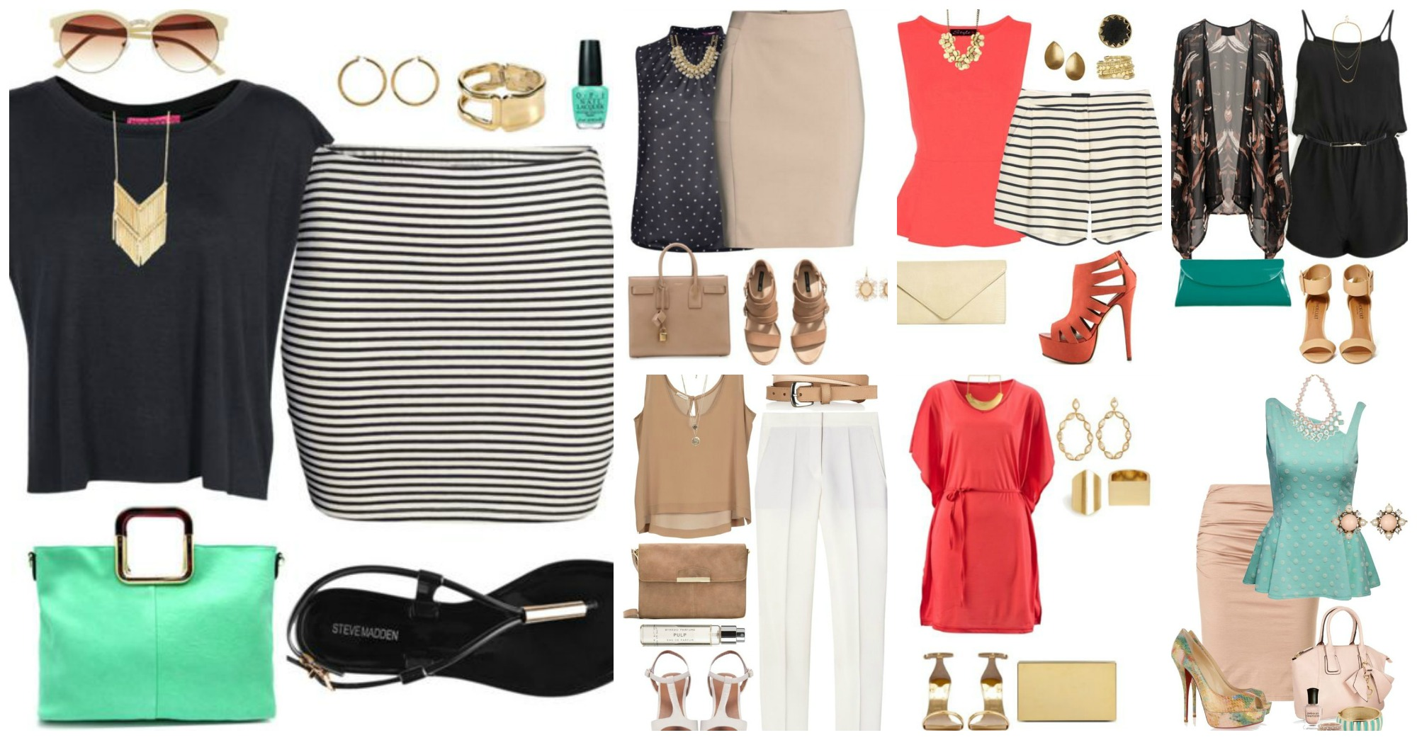 20 Fascinating Plus-Size Polyvore Outfits to Wear Now