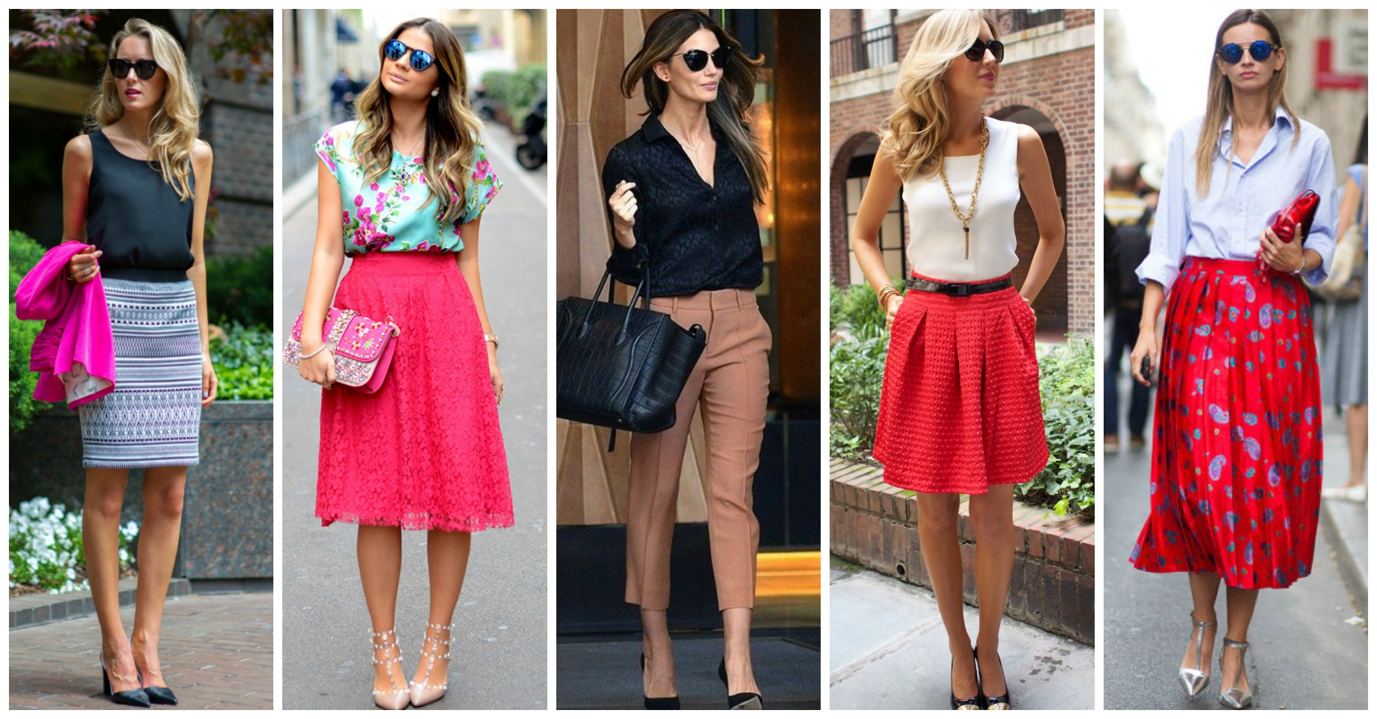 10 Classy Office Outfits to Wear This Summer