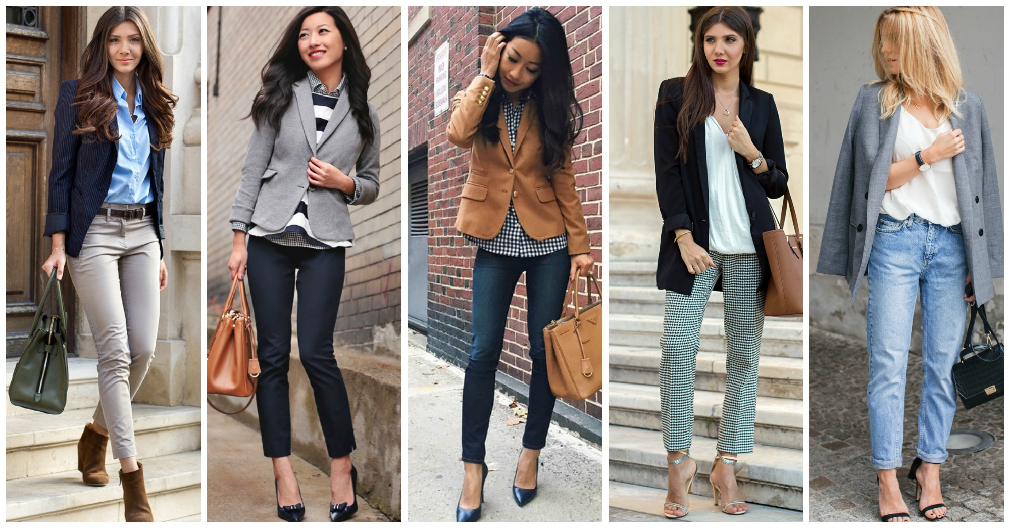 12 Stylish Office Outfits to Copy This Fall