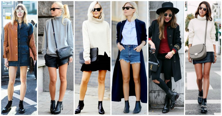 15 Interesting Outfits with Flat Ankle Boots to Copy This Season