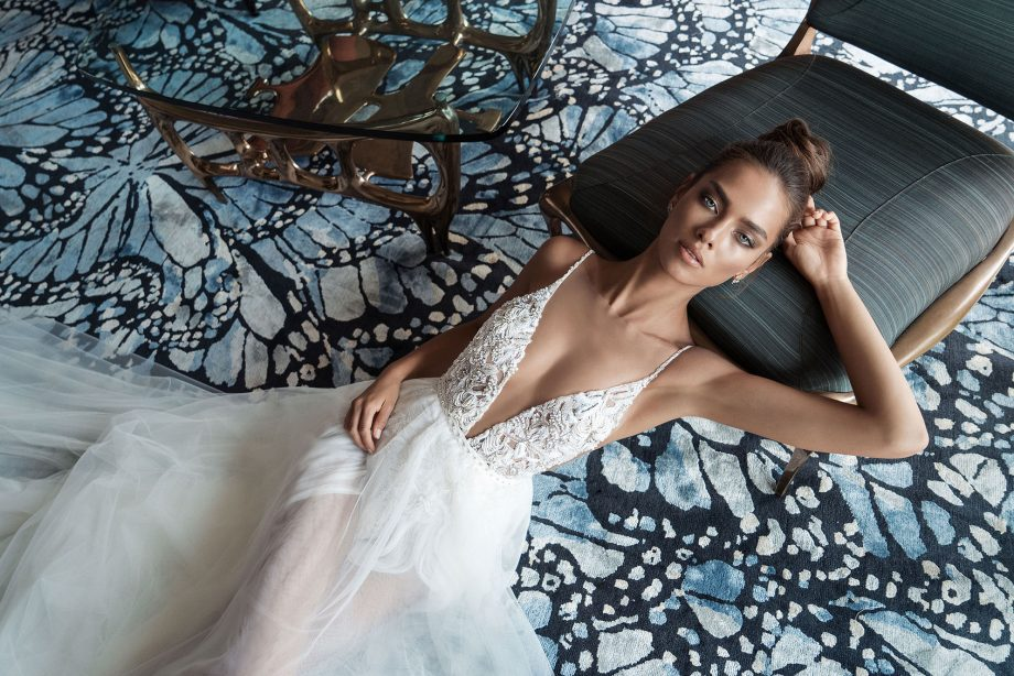Timeless Wedding Dresses by Elihav Sassion