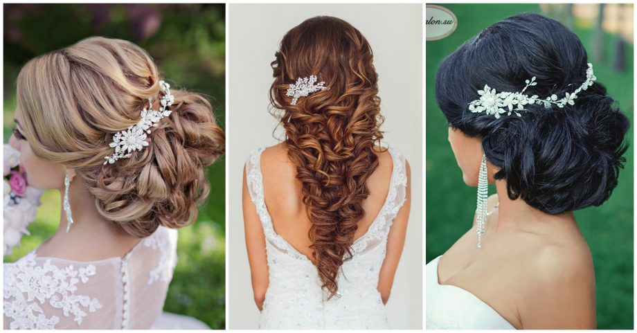 15 Astonishing Headpiece Ideas for Your Bridal Hairstyles