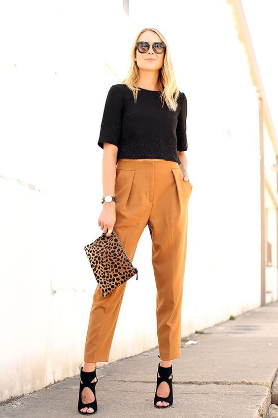 Lastest Mustard Yellow Pants  I Would Wear Black Shoes With This