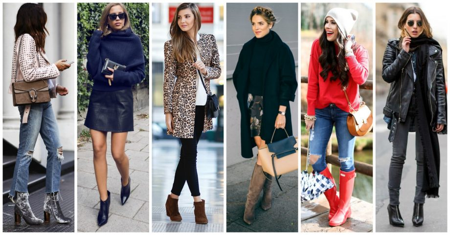 4 Types of Fall Boots and How to Wear Them