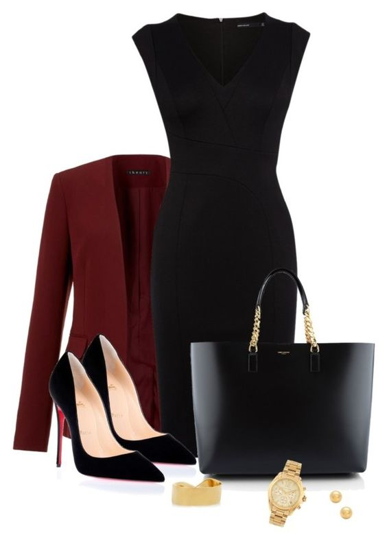 Business Casual Outfit For Women