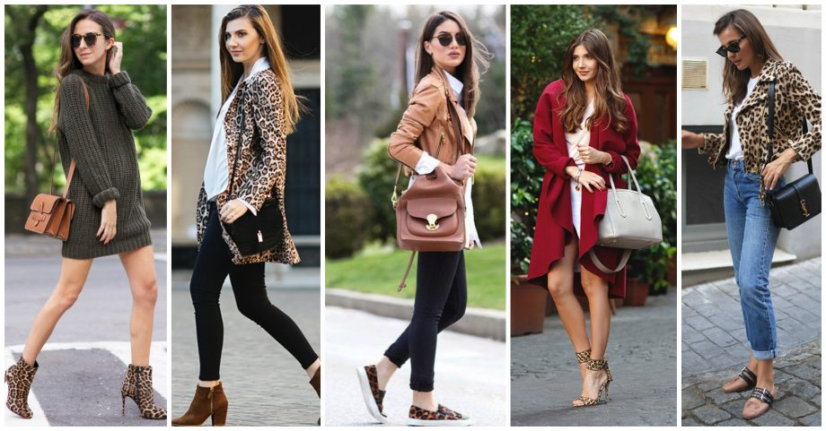 16 Fashionable Ideas to Follow the Animal Print Trend