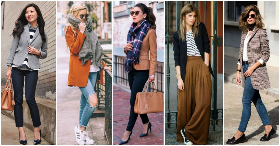 12 Charming Fall Outfits with Blazers