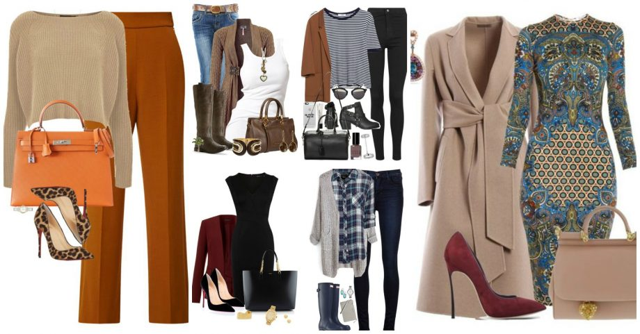 10 Fashionable Polyvore Outfits to Rock This Season